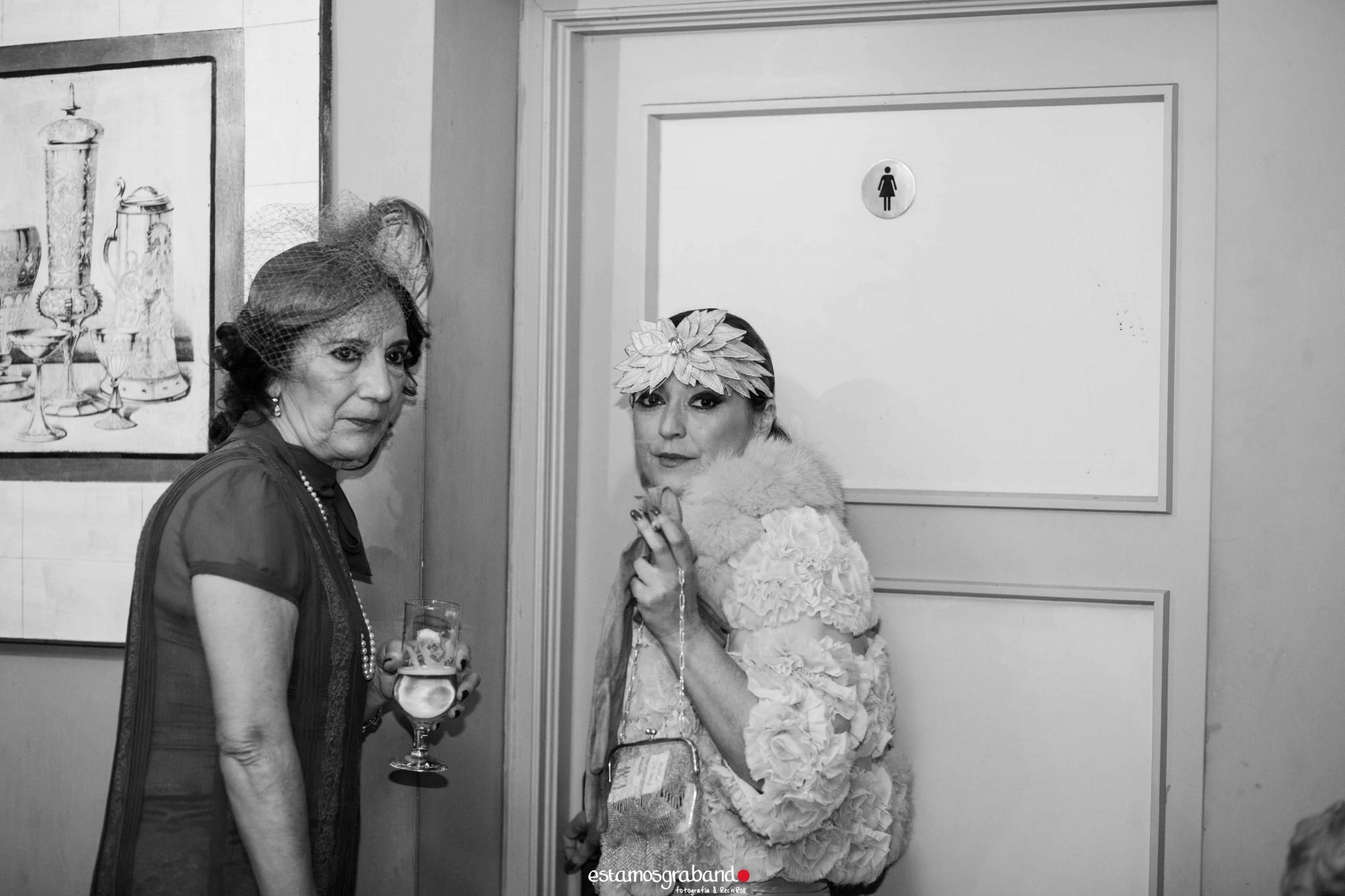 Fali-Bea-16-de-78 Fiesta Años 20 [La Teta de Julieta, Cádiz] - video boda cadiz