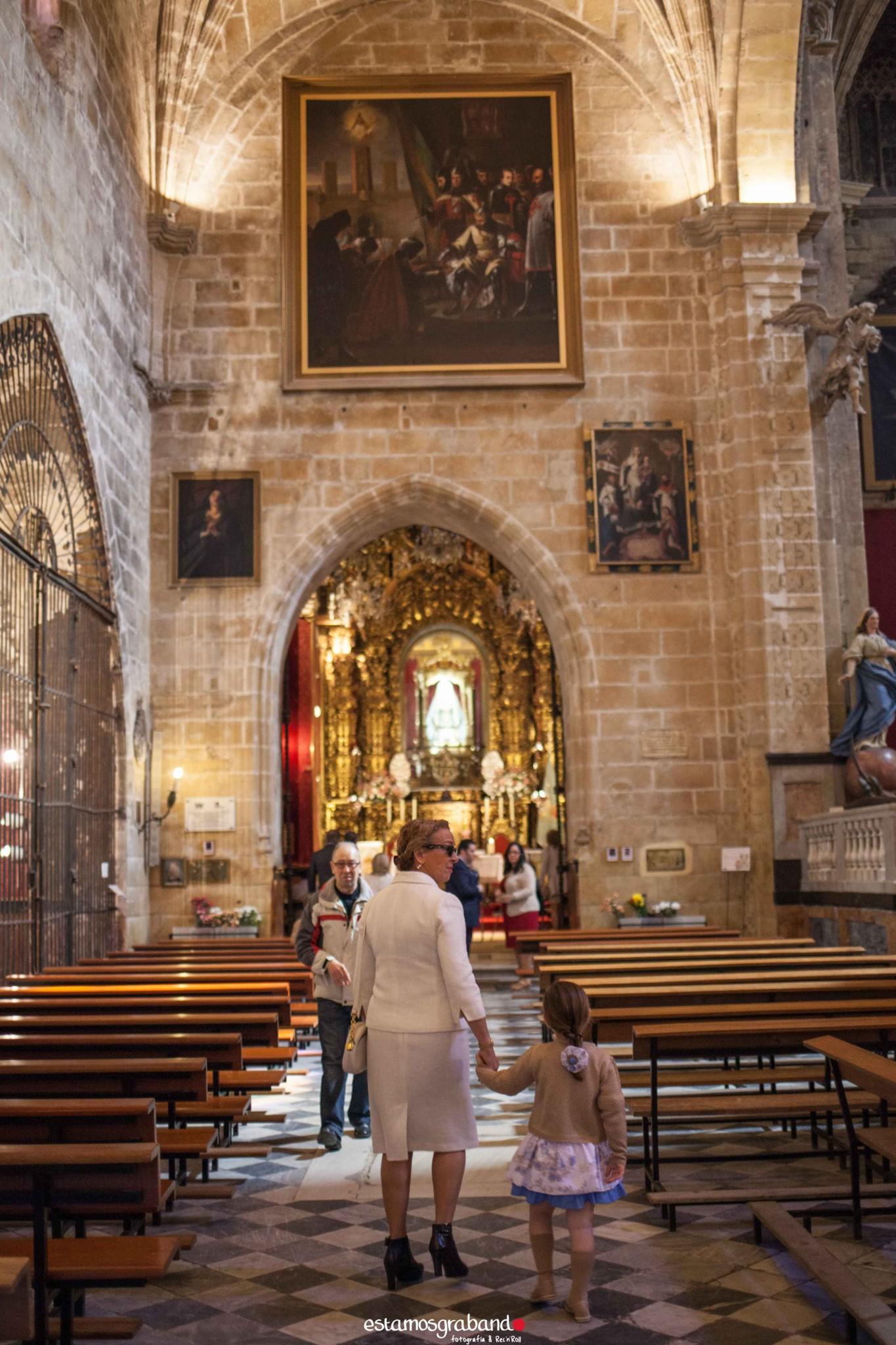 LUCAS-3-de-14 Bautizo Lucas [Iglesia Prioral, El Puerto de Santa María] - video boda cadiz